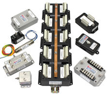 telephone line surge protector