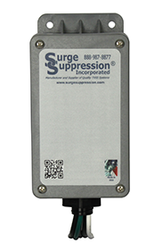 High Quality, High Performance Residential and Small Business Surge Protector. The Surge Stops Here