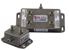 High Quality, High Performance Coax Surge Protectors with 25 Year Warranty. Get the Right Gear!