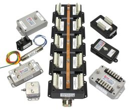 High Quality, High Performance Data Line and DSL Surge Protectors. Get the Right Gear!