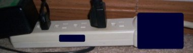 Failed Plug-In Surge Protector purchased to protect sensitive electronics