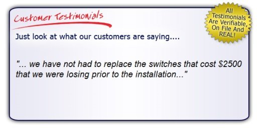 High Quality, High Performance Data Line Surge Protector Testimonial. Get the Right Gear!