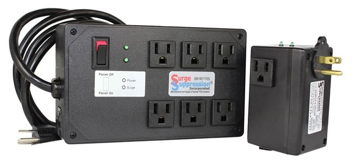 High Performance Plug-In and Travel Surge Protectors. SPDs Provide Both Voltage Responsive and Frequency Responsive Circuitry For Extra Level of Protection Competitors Don't Offer. Get the Right Gear!