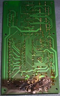 circuit board damage