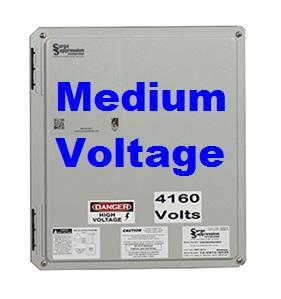 Medium Voltage Surge Protectors