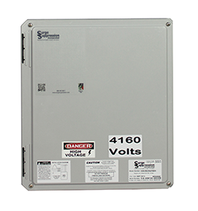 Medium Voltage Surge Suppressor