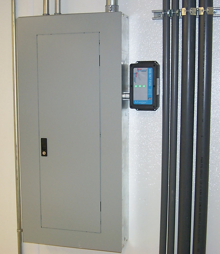 Protecting a 3 Phase Panel with a High Quality, High Performance Industrial Surge Protector.