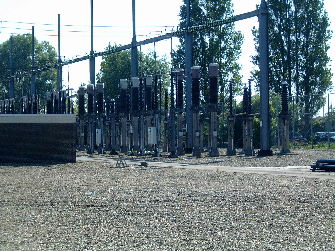 Sub Stations can Cause External Transient Voltage in Excess of Tens of Thousands of Volts. Use High Quality, High Performance Surge Protectors to Prevent Damage. Get the Right Gear!