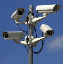 security camera surge protector