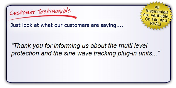 High Quality, High Performance Home Theater Surge Protector Testimonial. Get the Right Gear!