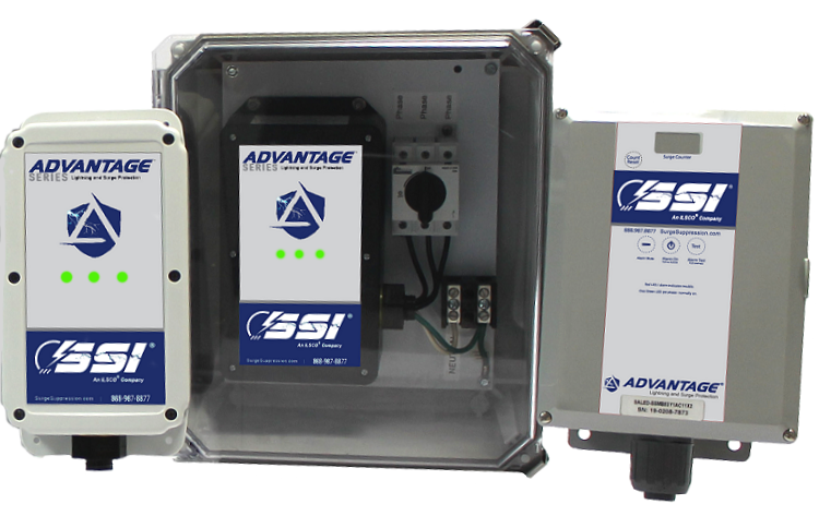 High Quality High Performance 3-Phase SPDs Designed for Standby or Backup Generator Systems. Get the Right Results. Get the Right Gear!