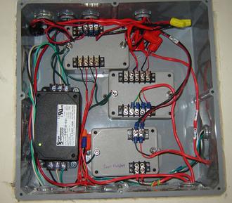Fire Alarm Control Panel Surge Protectors