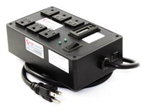 High Quality, High Performance HDTV Plug-In Surge Protector. Unit Provides Both Voltage Responsive and Frequency Responsive Circuitry For Extra Level of Protection. Get the Right Gear!