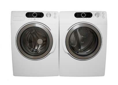 Washers and Dryers Have Sensitive Electronics. This Makes Them Susceptible to Transient Voltage. Use High Quality, High Performance, Appliance Surge Protectors to Prevent Damage. Get the Right Gear!