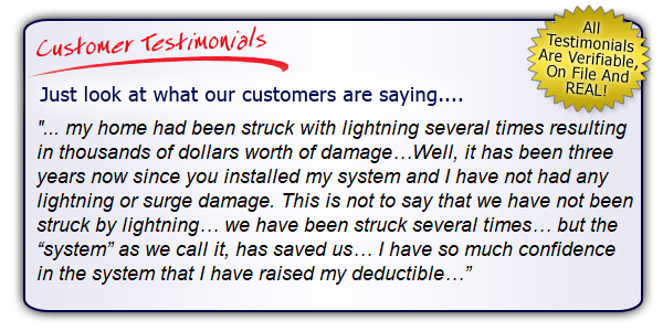 High Quality, High Performance Whole House Surge Protector Testimonial. Get the Right Gear!